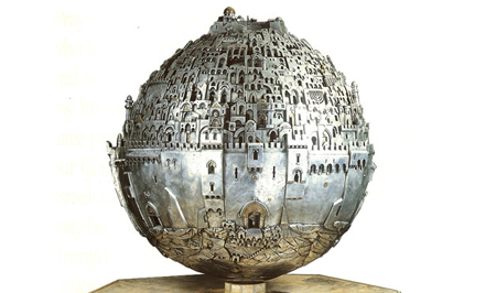 Jerusalem-Sphere-by-Frank-Meisler